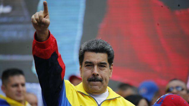 El presidente de Venezuela cuestionó al candidato a presidente justicialista.