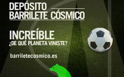 El Barrilete Cósmico ahora es el servicio bancario más promocionado de Madrid