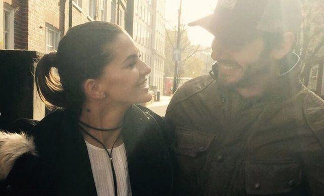 Los actores dejaron atrás los rumores y publicaron una imagen de felicidad plena.