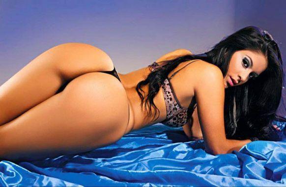 ¿Quién es el admirador secreto de la infartante Celeste Muriega?