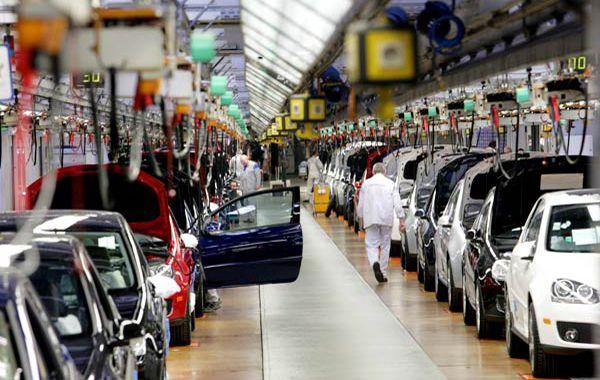 Caída. El automotriz es el sector industrial más afectado por Brasil.