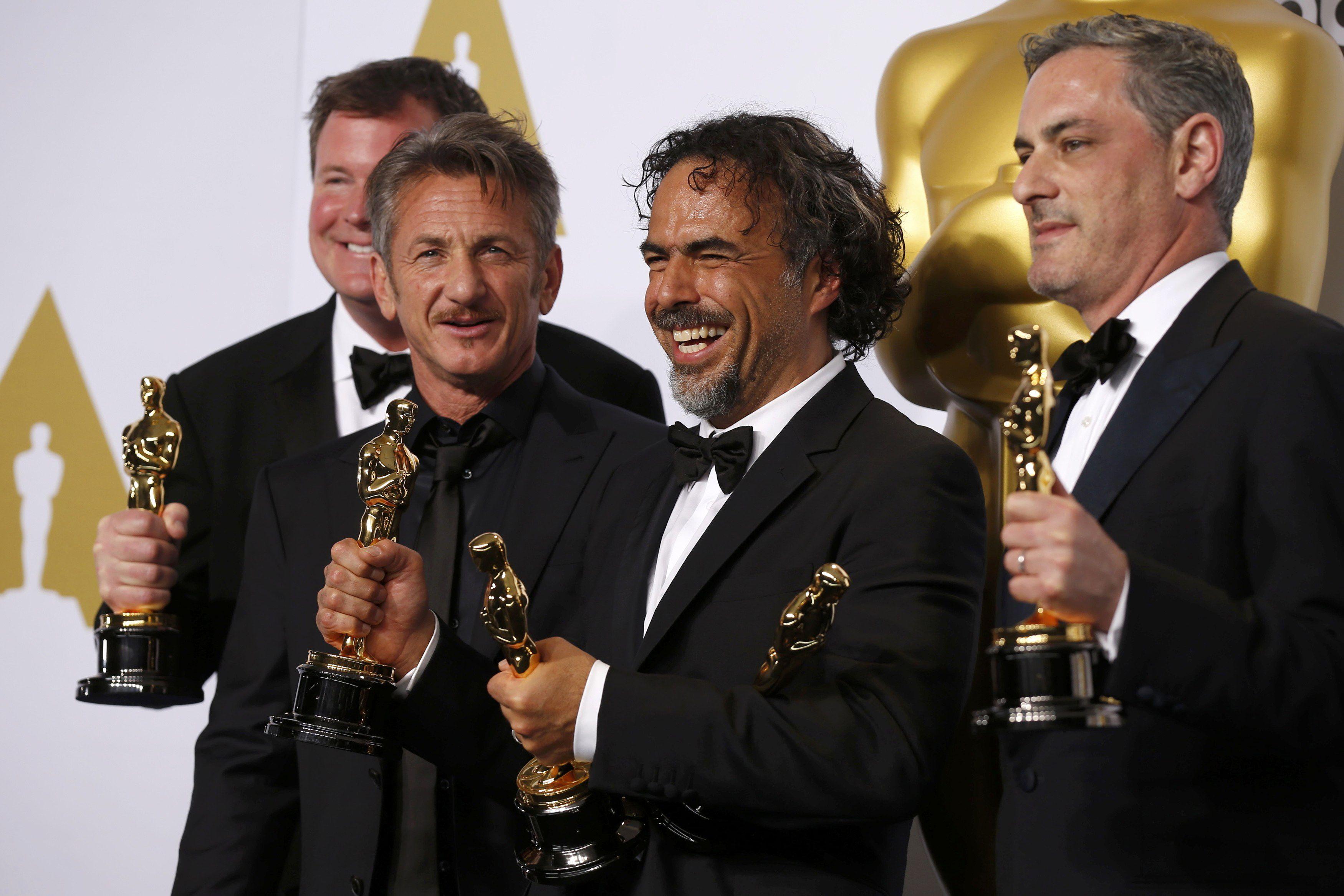 Irreverentes. Sean Penn y González Iñárritu