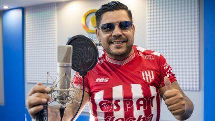 Humildad, predisposición y de corazón grande. Coty Hernández abrió las puertas de su casa a Uno Entre Ríos