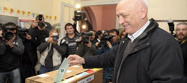 """Bonfatti dijo que definirá el calendario electoral de 2013 """"respetando la boleta única"""""""