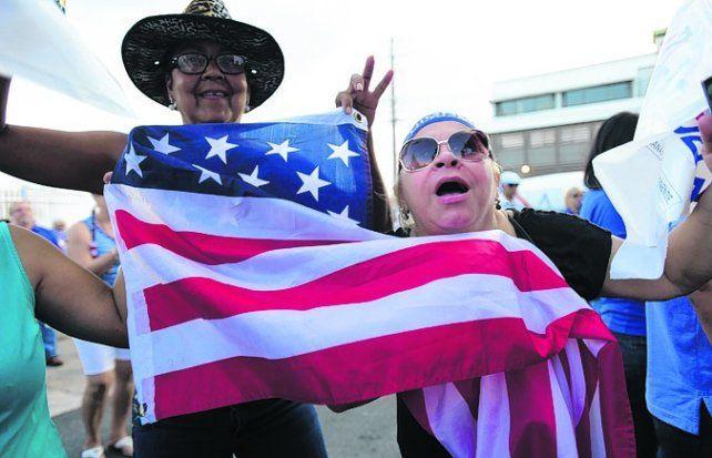 fans. Los partidarios de la integración ganaron un plebiscito no vinculante.