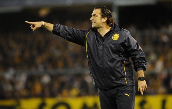 Pizzi metió mano en el equipo para lograr el ascenso. (Foto: S. Suárez Meccia)