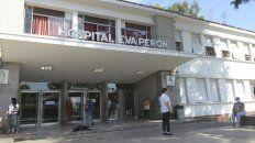 Verónica Gómez falleció pasadas las 18 en el Hospital Eva Perón.