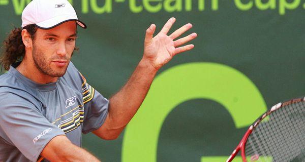 Chucho Acasuso anuncia el jueves su retiro del tenis profesional