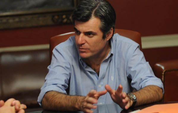 José Freyre sostuvo que hubo una operación en la puesta en escena del gobierno provincial.