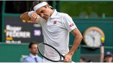 Roger Federer no es más top ten después de 245 semanas