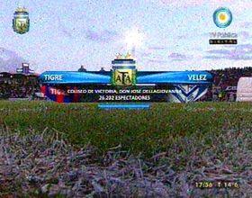 Clausura 2011: Vélez perdió 2-1 contra Tigre, pero todavía sigue puntero