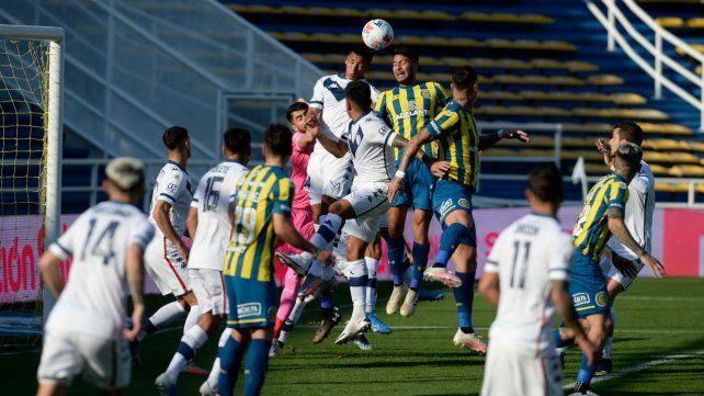 Central viene de lograr los tres puntos frente a Vélez.