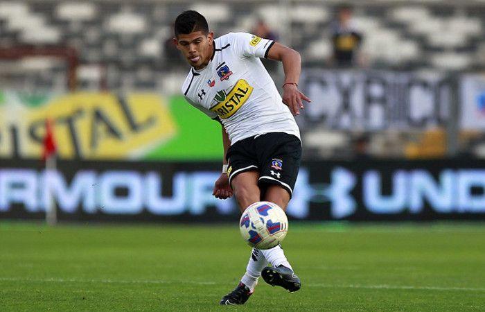 El mediocampista chileno Esteban Pavez reconoció que le gustaría jugar en Newells