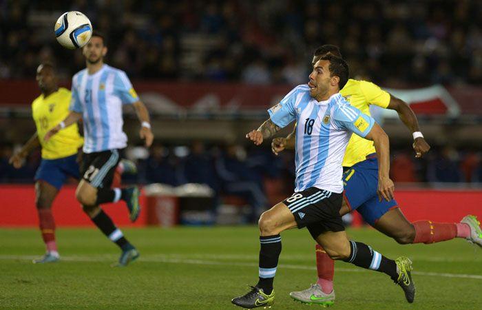 Argentina mostró la peor versión sin Messi