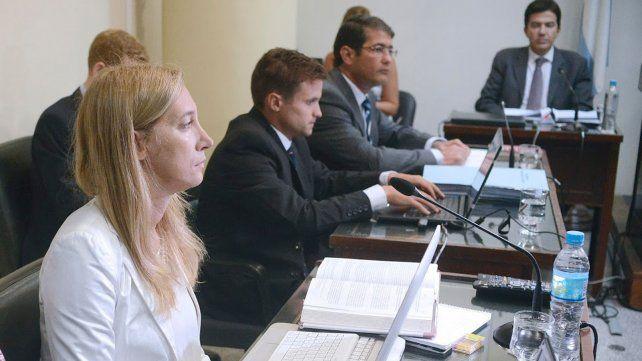 La abogada de H.I.J.O.S Nadia Shujman dice que sólo un 13 por ciento de los delitos sexuales se han juzgado autónomamente en Argentina.
