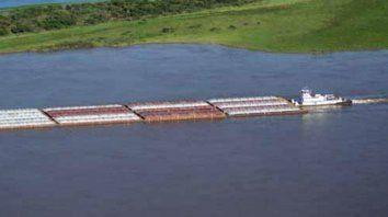 El transporte en la hidrovía es eje del debate del Encuentro Argentino de Transporte Fluvial.