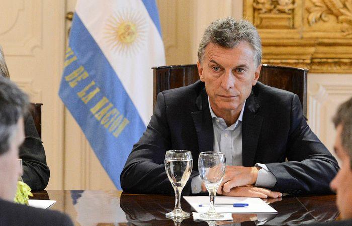 """Casa Rosada indicó que el jefe del Estado estará acompañado por """"dirigentes políticos y sindicales""""."""