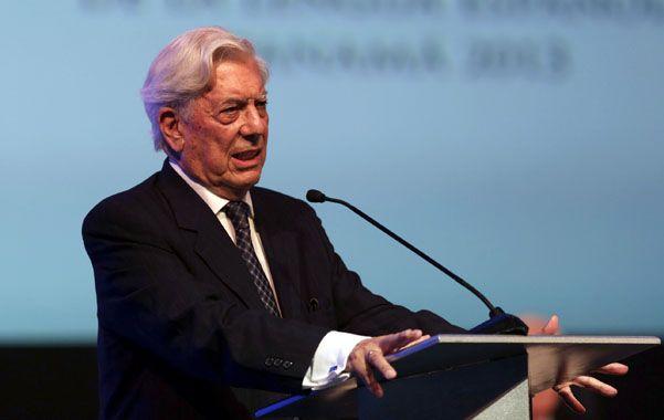 Incertidumbre. Para Vargas Llosa