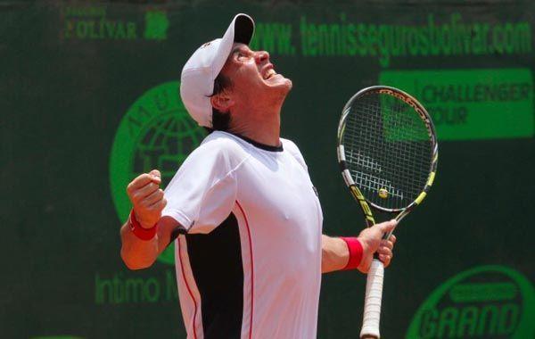 El tenista rosarino Facundo Bagnis, oro y plata en los Panamericanos de Toronto