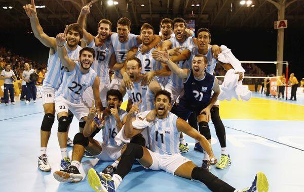 El equipo argentino