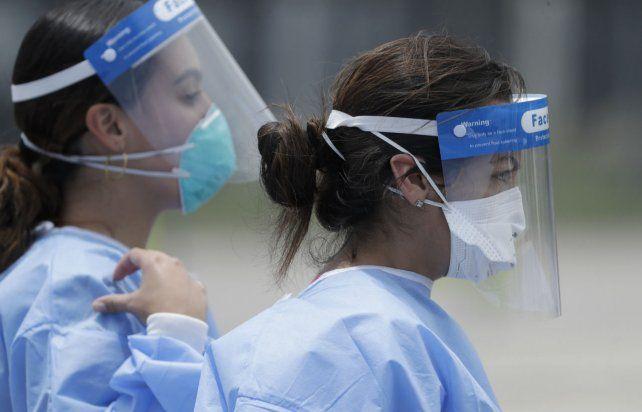 Rosario registró 51 casos nuevos de coronavirus y la provincia, otra vez 101