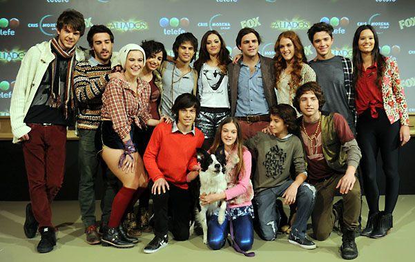 El programa descubre a actores jóvenes. Actúan los hijos de Guillermo Francella y de Catherine Fullop.