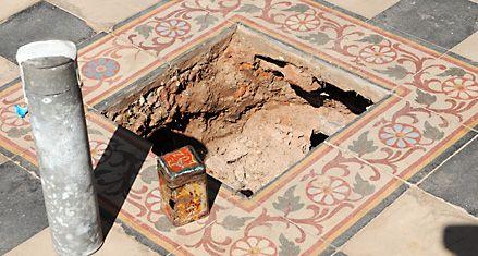 Godoy, el pueblo que guardó más de cien años un tesoro enterrado