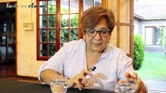 La secretaria de Territorialidad y Desarrollo Cultural