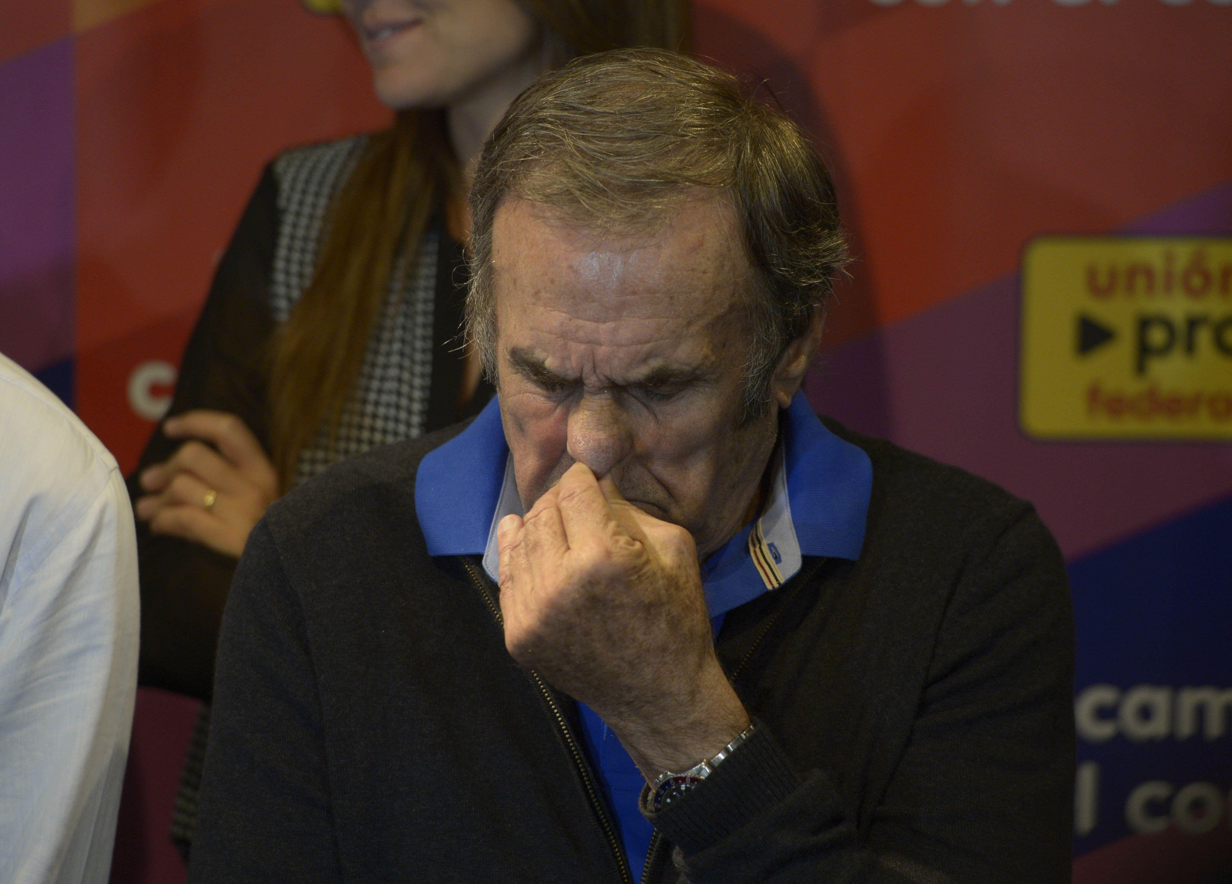 Huele mal. Reutemann dijo que pretenden perjudicar electoralmente al PRO.