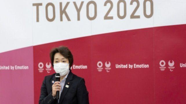 Hashimoto es ministra de los Juegos Olímpicos y de la igualdad de género desde septiembre de 2019.