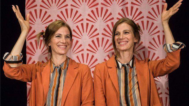 Las Marull. María (izquierda) y Paula (derecha)