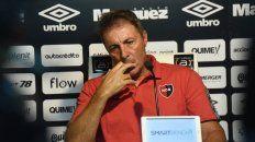Kudelka no le encuentra la vuelta al equipo y el partido del sábado ante Talleres definirá su futuro.