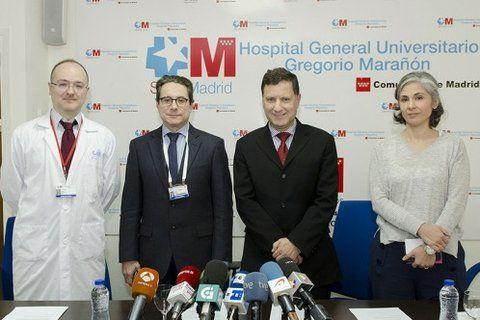 los médicos. Iván Márquez