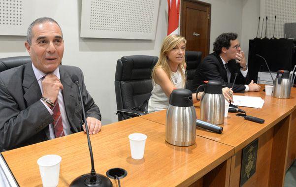 Fiscales. Guillermo Camporini