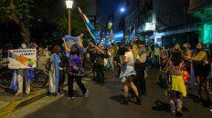 Un ruidoso cacerolazo se hizo sentir en la zona céntrica de la ciudad de Formosa.
