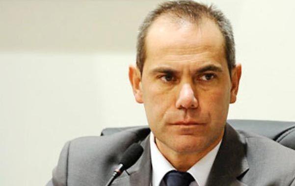 Magistrado. El juez Gustavo Salvador