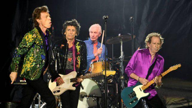 Los Rolling Stones regresan a las giras