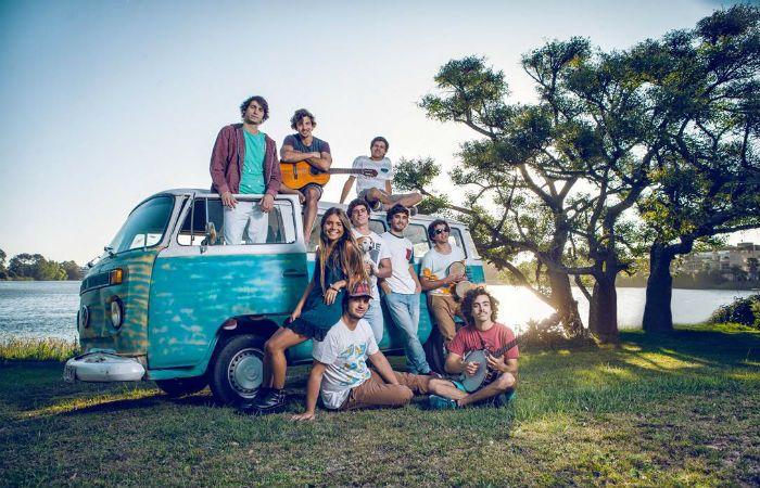 El grupo argentino Toco Para Vos