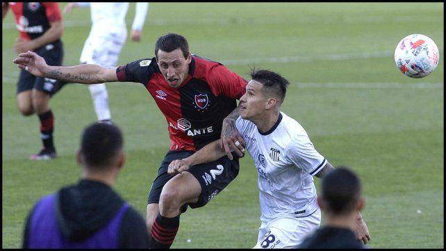 Cristian Lema anticipa a Carlos Auzqui