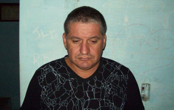 Quemado. Sergio Rodríguez es el principal imputado en el caso.