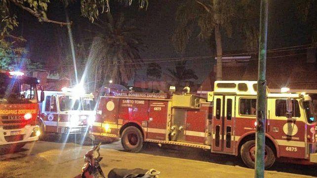 Abren una convocatoria para el ingreso de 100 bomberos zapadores