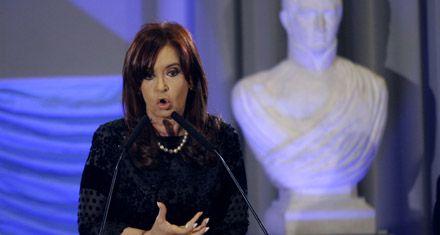 Cristina presentó el anteproyecto de divorcio exprés y contrato prenupcial