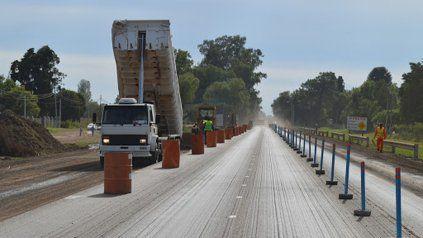 Reiniciarán las obras de reparación en la estratégica y peligrosa ruta nacional Nº 33