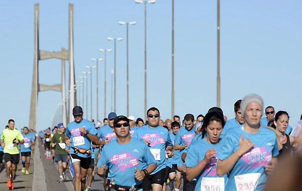 La de ayer fue la quinta edición de una de las carreras más importantes de todas las que vive la ciudad anualmente.