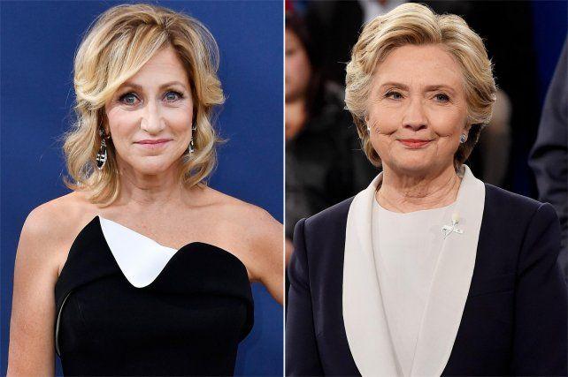 Edie Falco inerpretará a Hillary Clinton en el affaire Lewinsky.