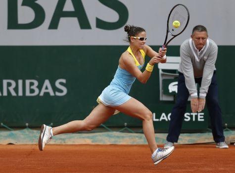 Si hoy gana la única tenista argentina que sigue en Roland Garros