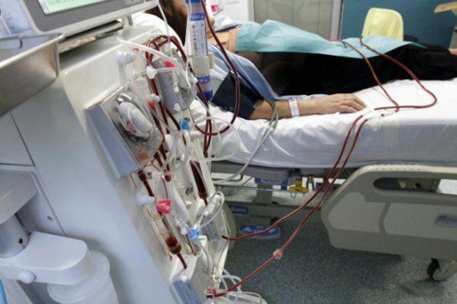 Preocupa el riesgo de contagio de personas sometidas a diálisis