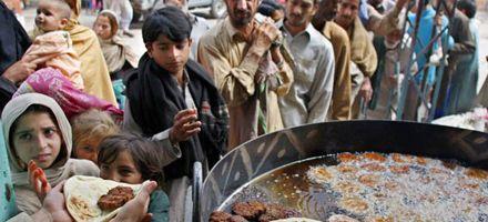 Según la FAO, más de 1.000 millones de personas sufren hambre en el mundo