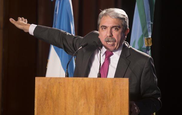 Fernández dijo que el dato sobre Massa se la brindó un dirigente político.