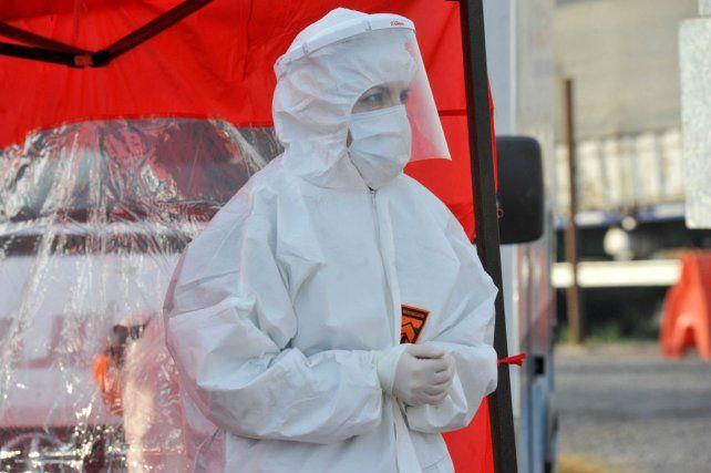 Rosario informó 20 muertes por coronavirus y ya suma 593 en esta pandemia